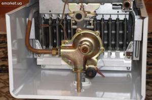 Ремонт газовых колонок АЕГ