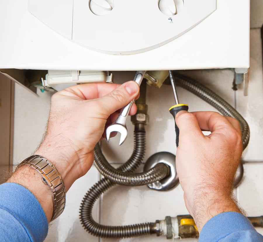 Ремонт и обслуживание газовых колонок
