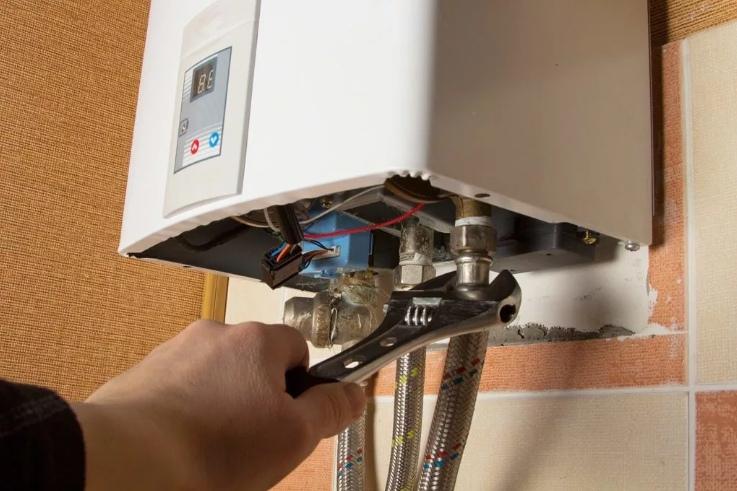 Ремонт газовых водонагревателей